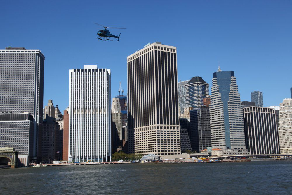 Big Apple helikoptertur